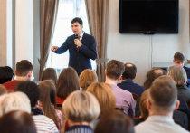 Сергей Шаргунов: «Оставаться человеком, будучи политиком – возможно»