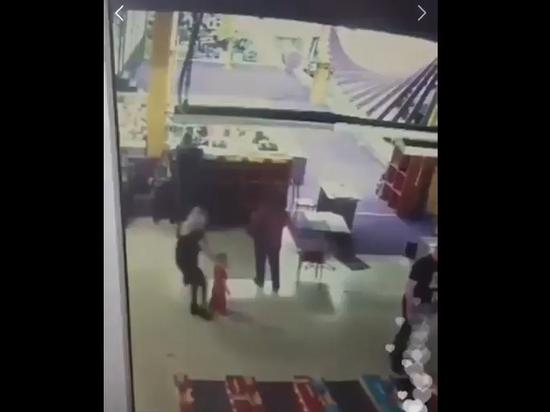 Нашлись вырезанные 4 минуты видео пожара в ТЦ