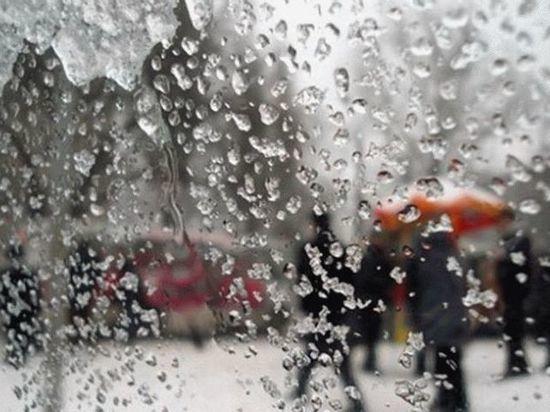 2 апреля в Мордовии ожидаются мокрый снег и дождь