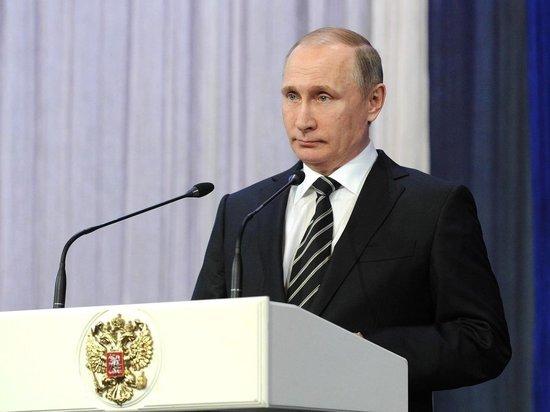 Путин принял отставку Тулеева и назначил врио Цивилева