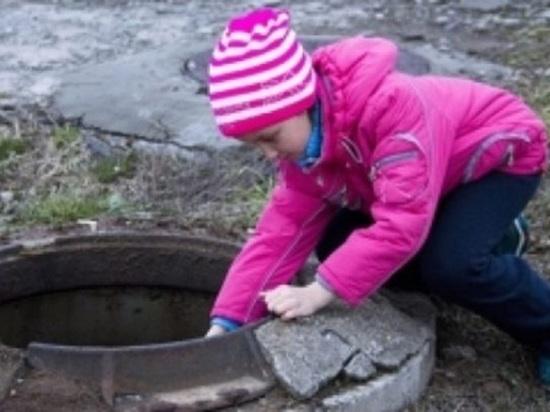 Архангельский колодец, в который провалилась девятилетняя девочка, оказался ничьим