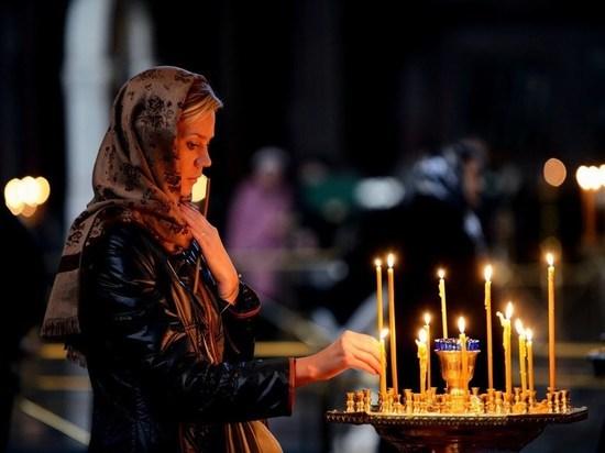 У православных христиан началась самая строгая неделя поста