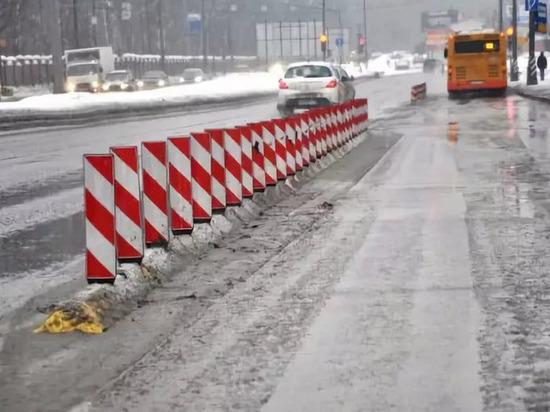 Делиниаторы, камеры фото- и видеофиксации установят на подъездах к мосту в Костроме