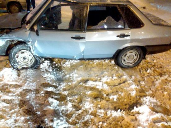 В Тамбовской области в ДТП пострадала 16-летняя девушка