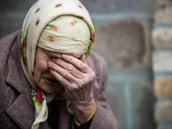 Ульяновец избил мать из-за 300 рублей