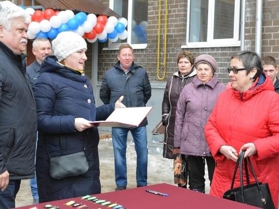 Многоквартирный дом под Костромой достроили после вмешательства областных властей