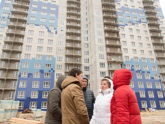Волгоградский долгострой ЖК «Адмиралтейский» обещают сдать к лету