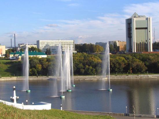 В Чебоксарах фонтаны у монумента Матери отремонтируют в этом году