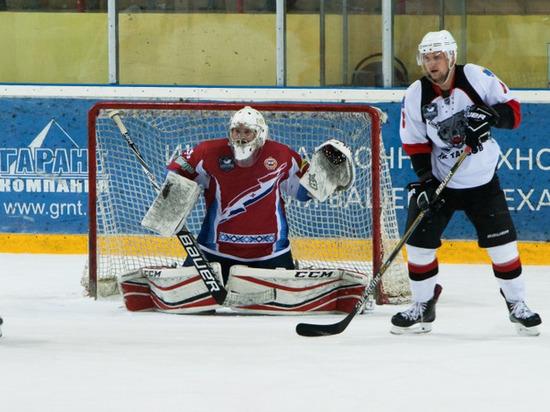 Хоккейная «Мордовия» выходит вперед в полуфинальной серии Кубка Федерации