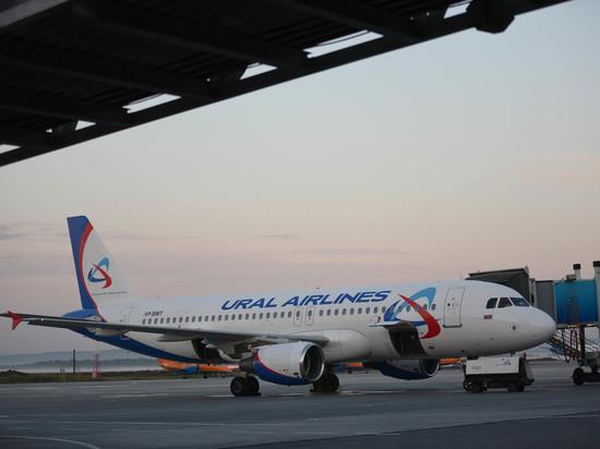 «Уральские авиалинии» пополнили свой авиапарк Airbus A320