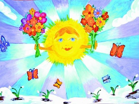 В Краснодарский край пришла настоящая весна