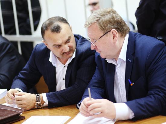 Бывшего заместителя директора ФСИН Криволапова могут отпустить по УДО