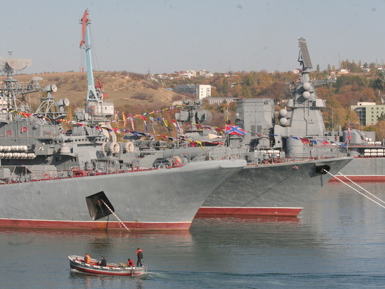 Черноморский флот будет противостоять «украинскому пиратству» после задержания судна «Норд»