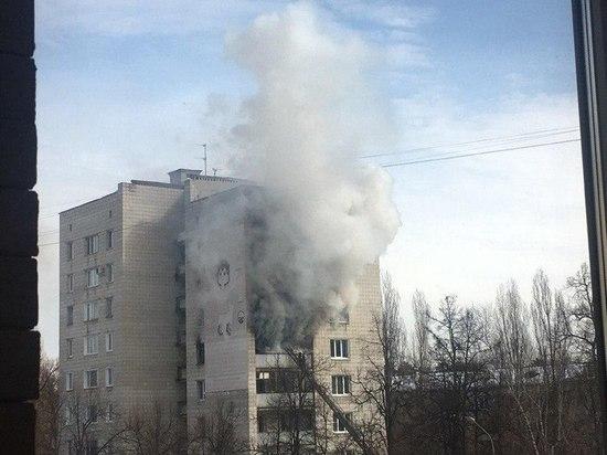 В Димитровграде сгорела квартира из-за 3-летнего мальчика, игравшего с зажигалкой