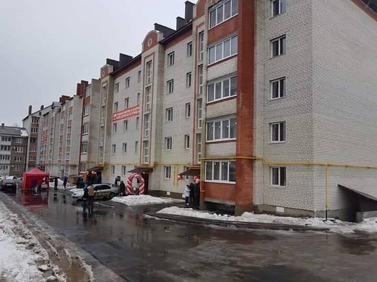 Дольщики долгостроя в Мичуринске въехали в квартиры спустя пять лет