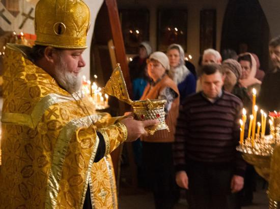 Чудотворная икона Матроны Московской прибыла в Кострому