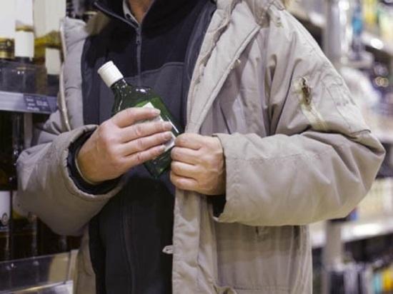 Краденым алкоголем новодвинец пытался обмыть краденую куртку