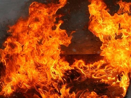 Неисправный водонагреватель стал причиной ночного пожара в Архангельске