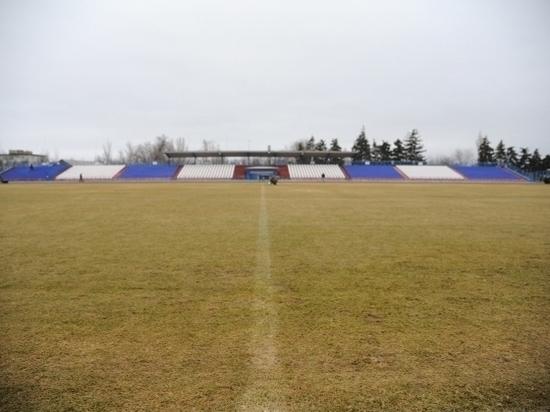 Волгоградский стадион «Зенит» готов к тренировкам команд ЧМ-2018