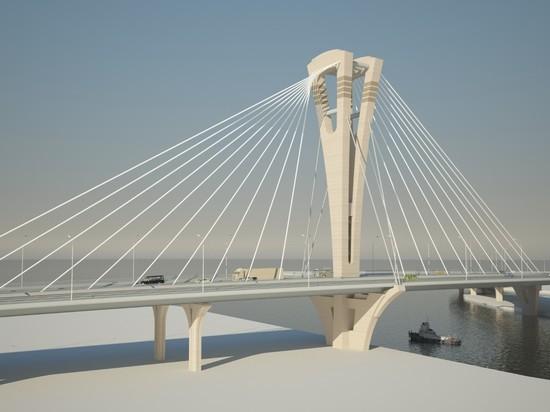 Мост через Малую Неву назвали в честь Августина Бетанкура