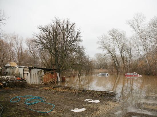 Волгоградской области угрожает половодье, введен режим повышенной готовности