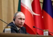 Саммит «тройки» с Путиным по Сирии внешне сгладил внутренние проблемы