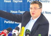 Ренато Усатый: «В Молдове два вида партий –  те, кто против мафии, и те, кто с ней заодно»…