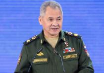 Шойгу назвал главные угрозы для России