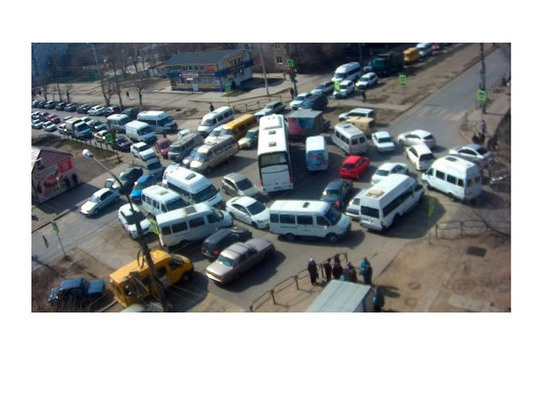 Ремонт путепровода в Астрахани заставил улицу Яблочкова