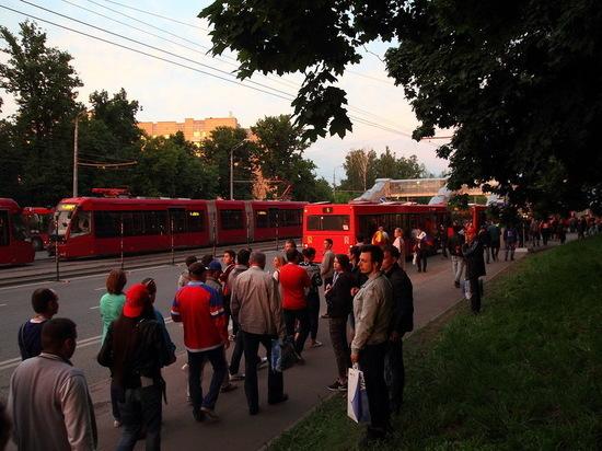 8 апреля в Саранске будут ходить специальные автобусы на Ключаревские кладбища