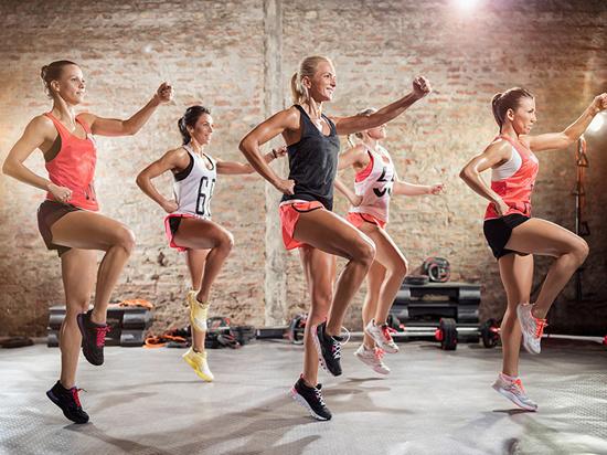 Фитнес-тренировки организовали для костромичей на неделе здоровья
