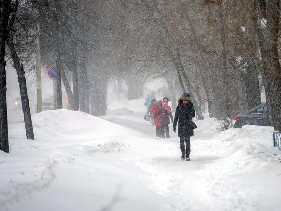 Мокрый снег ожидается в Мордовии 5 апреля