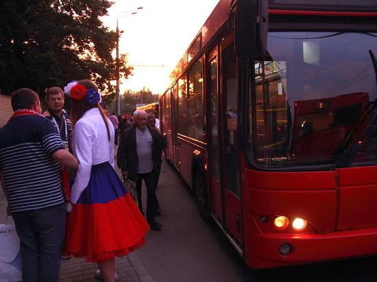 В Саранске на время ярмарки 7 апреля изменятся маршруты движения автотранспорта