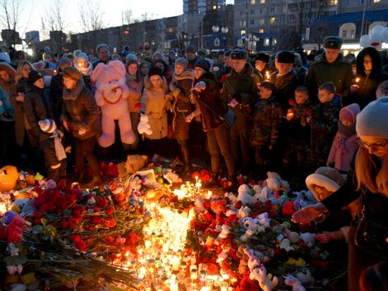 Более двух тысяч серпуховичей почтили память жертв кемеровской трагедии