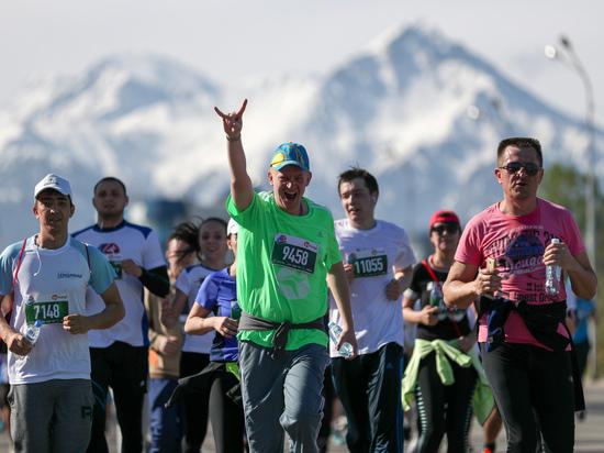 Алматы в предвкушении старта самого массового спортивного события в Казахстан