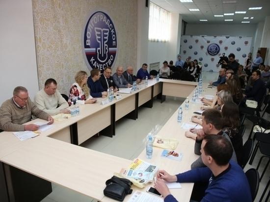 Бизнесменам Волгограда рассказали о пищевой безопасности