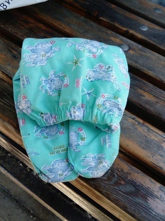 В Иркутске найден пакет с младенцем