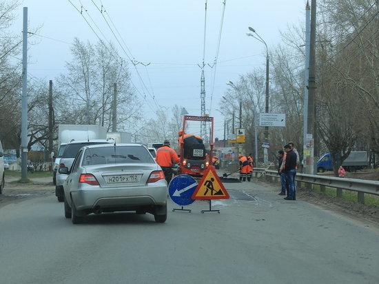 Тендеры на ремонты дорог в Нижнем Новгороде вызывают большие сомнения