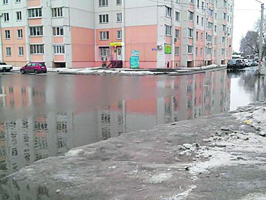 В Воронеж придет «водный мир»