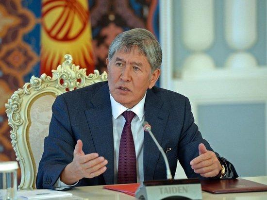 Зачем экс-президент Кыргызстана Алмазбек Атамбаев возвращается в большую политику?