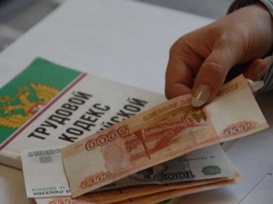 Гендиректора агрофирмы за долги по зарплате оштрафовали на 100 тысяч рублей