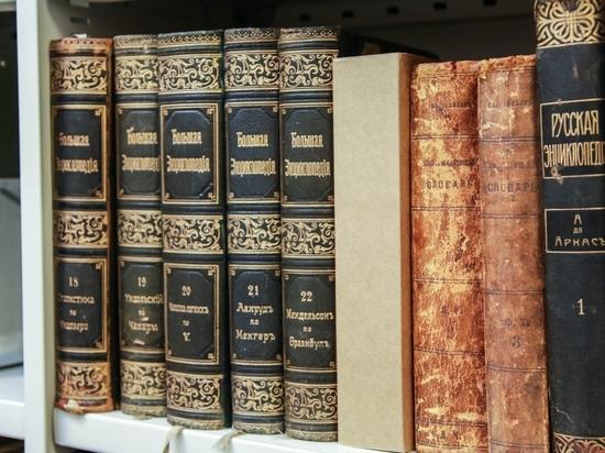 Первой библиотеке, какая позвонит – северный духовный подарок