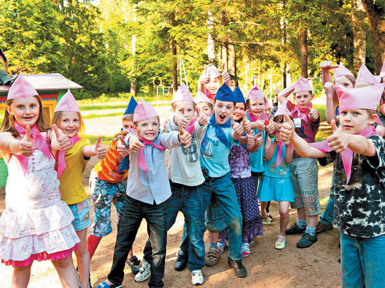 За путевку в детский лагерь тамбовчанам придется заплатить более 14 тысяч рублей