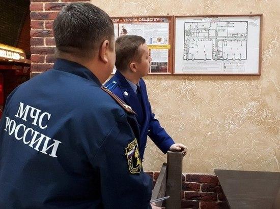 Астраханская прокуратура обнаружила нарушения в ТРЦ