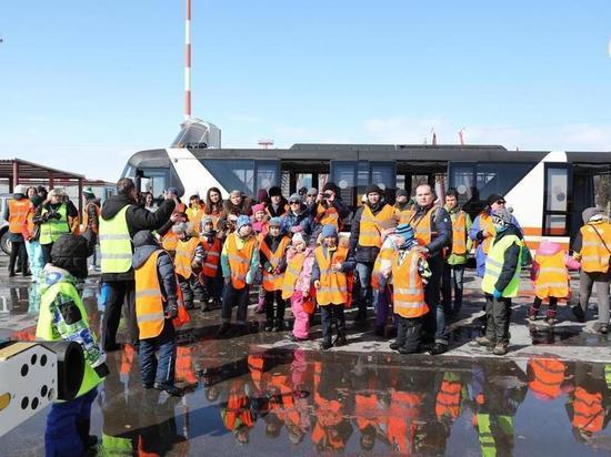 Уфимцев пригласили на экскурсию в аэропорт столицы Башкирии