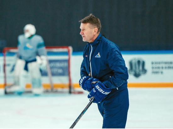 Главный тренер «Салавата Юлаева» прокомментировал завершение сезона