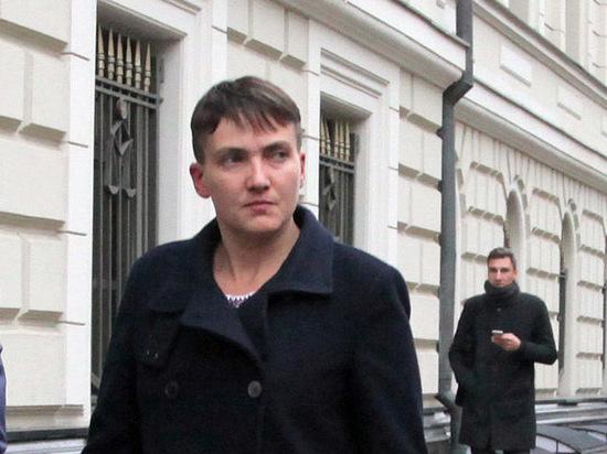 Голодающая Савченко предложила план переустройства Украины, как в «Звездном десанте»