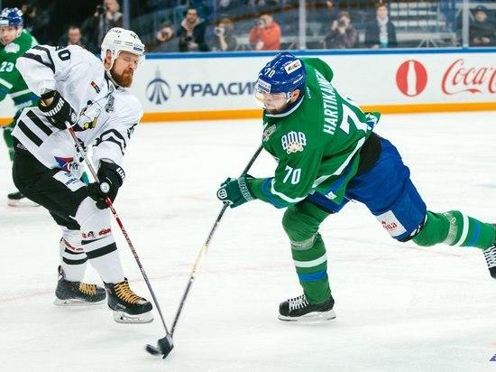 Чем хоккейный клуб «Салават Юлаев» не угодил судейскому корпусу?