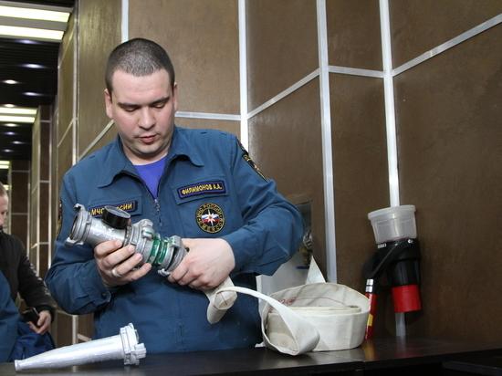 В Ростовской области проверяют противопожарное состояние мест массового пребывания людей