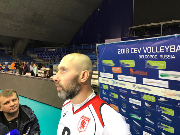 Сергей Тетюхин признался, почему решил завершить карьеру волейболиста